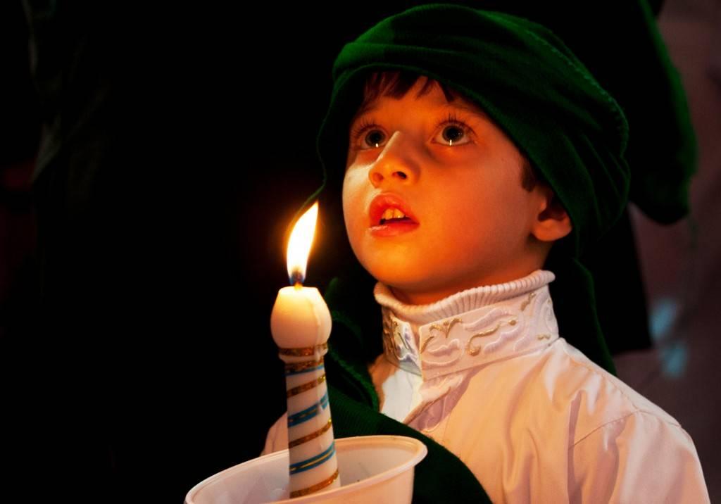 mourning on the day of ashura - karbala - hussain ibn ali
