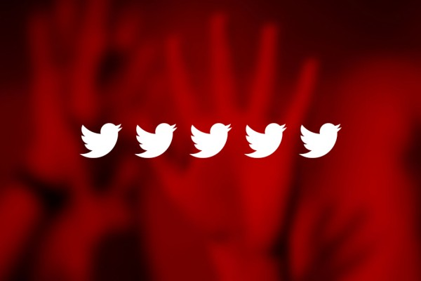 Hussain inspires - twitter campaign